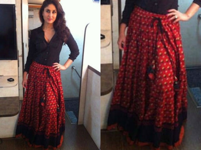 wardrobe-essentials-for-indian-brides-kareena-kapoor-ethnic-skirt2