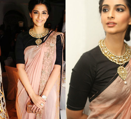 wardrobe-essentials-for-indian-brides-sonam-kapoor-blouse