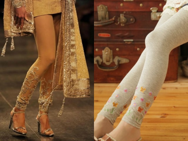 wardrobe-essentials-for-indian-brides-party-wear-leggings