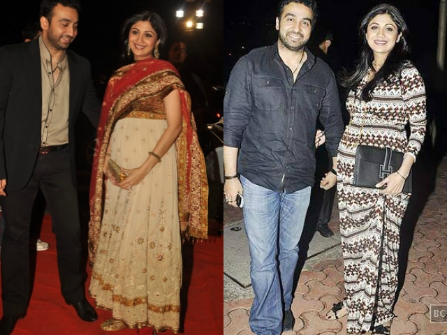 yummy-mummies-of-bollywood-shilpa-shetty-baby-bump