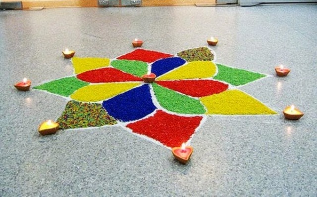 15 Best Rangoli Designs For Beginners Simple And Easy Beauty Fashion Lifestyle Blog