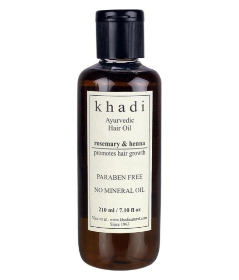 best-ayurvedic-hair-oils-for-hair-growth-khadi-rosemary-and-heena-ayurvedic-hair-oil