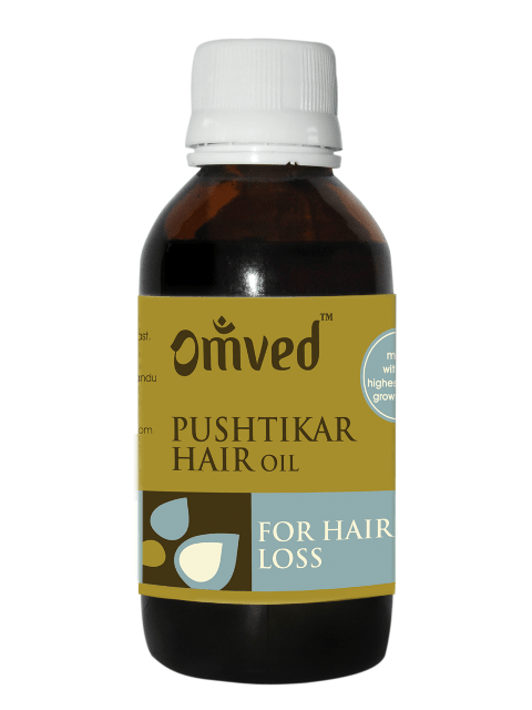 best-ayurvedic-hair-oils-for-hair-fall-omved-pushtikar-hair-loss-oil