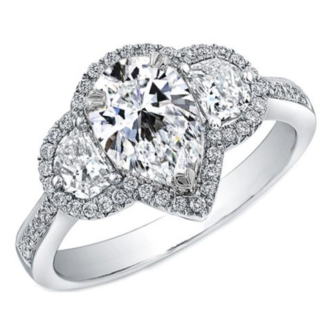 best-engagment-rings-for-brides-pear-shaped-diamond-ring-1
