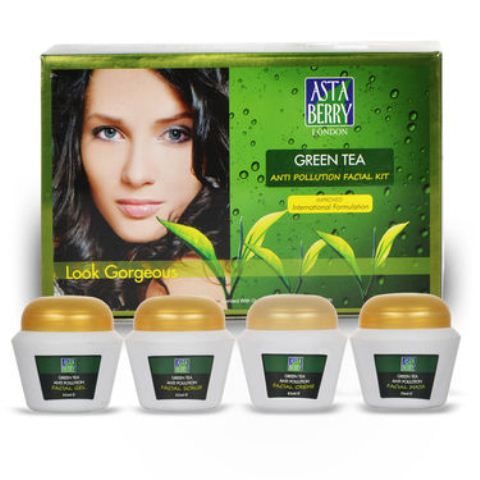 best-facial-kits-for-oily-skin-in-india-astaberry-green-tea-facial-kit