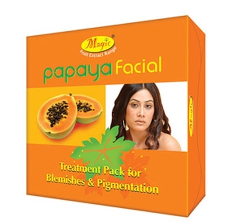 best-facial-kits-for-oily-skin-in-india-natures-essence-papaya-facial-treatment-kit