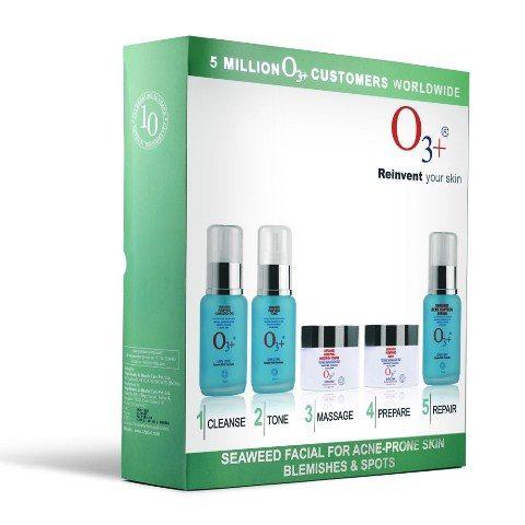 best-facial-kits-for-oily-skin-in-india-o3-seaweed-facial-kit