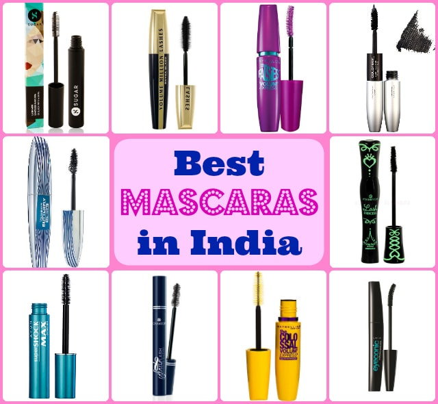 best drugstore mascaras in india top 10 with prices. Black Bedroom Furniture Sets. Home Design Ideas