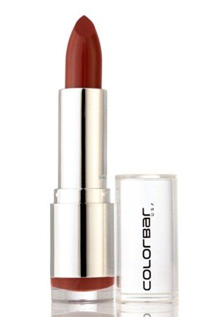 best-nude-lipsticks-for-dusky-indian-skin-colorbar-velvet-matte-lipstick-creme-cup