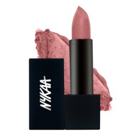 best-nude-lipsticks-for-dusky-indian-skin-nykaa-so-matte-lipstick-taupe-thrill