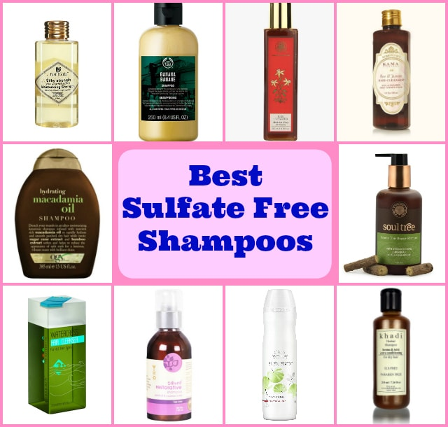 Sulfate And Paraben Free Shampoo For Natural Hair