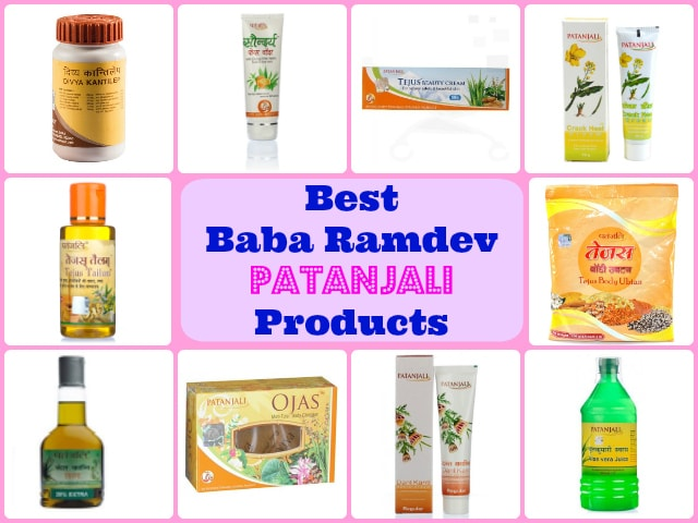 Best Baba Ramdev Patanjali Products in India: Top 10 with Prices