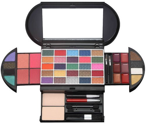 best-affordable-eyeshadow-palettes-india-miss-clare-eye-shadow-palette-makeup-kit
