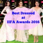 5 Best Dressed Celebrities at IIFA 2016