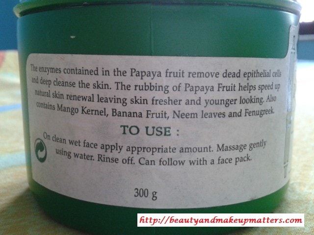 Biotique-Papaya-Scrub-Claims