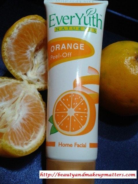 Everyuth-Orange-Peel-Off-Home-Facial-Review