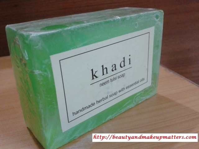 Khadi-Neem-Tulsi-Soap