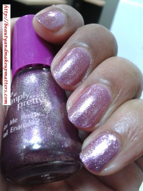 Avon-Simply-Pretty-Nail-Painy-Pretty-Plum-NOTD