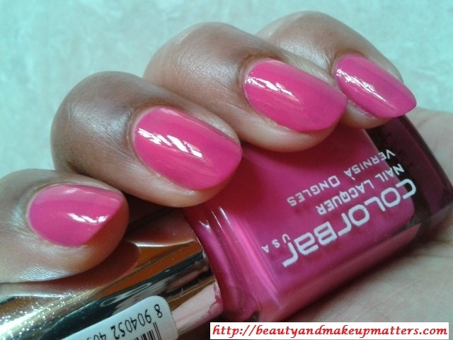Colorbar-Nail-Lacquer-NOTD