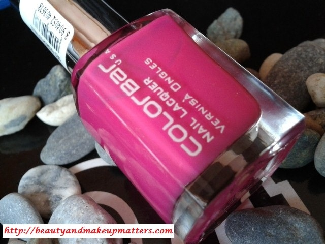 Colorbar-Rasmopolitan-Nail-Paint-Review
