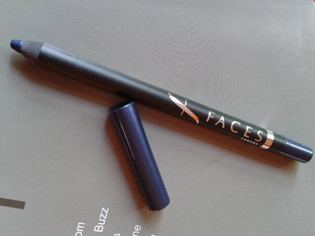 Faces-Canada-Eye-Liner-Navy-Blue-Review