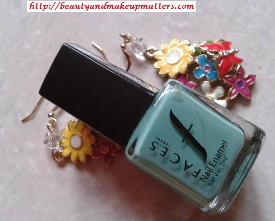 Faces-Canada-Nail-Enamel-Teal-Review