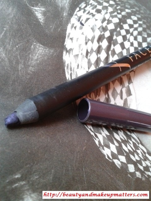 Faces-Eye-Liner-Purple-Review