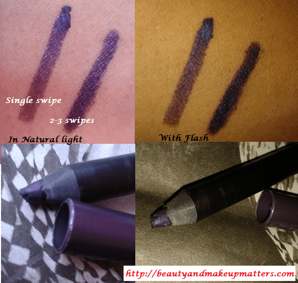 Faces-Eye-Liner-Purple-Swatches