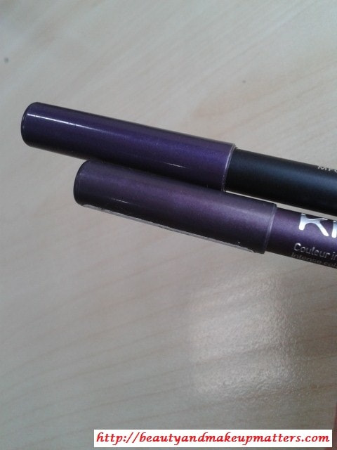Faces-Eyeliner-Purple-and-Bourjois-Prune Morderne-Review