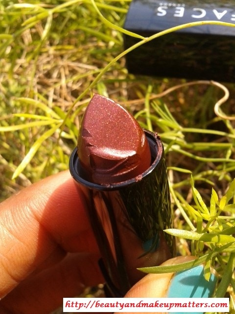 Faces-Moisture-Rich-Absolute-Plum-Lipstick-Review