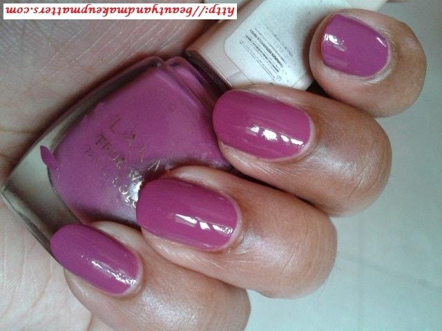 Lakme-Nail-Color-Freespirit-N236-Narendra-Kumar-NOTD