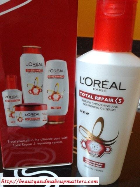 Loreal-Total-Repair-Hair-Serum