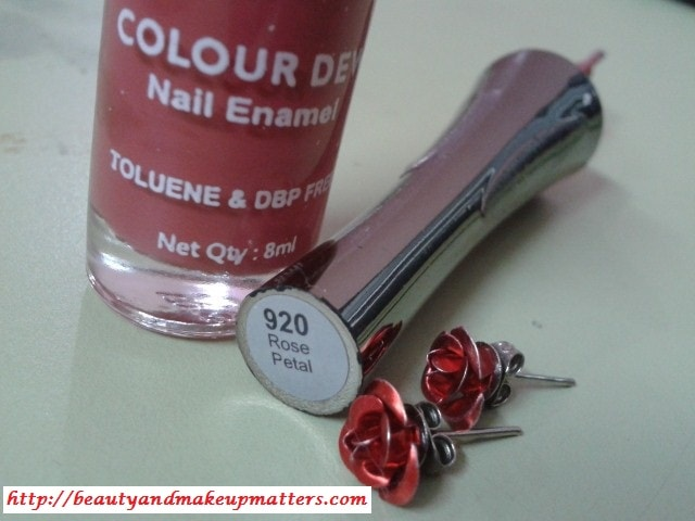 Lotus-Color-Dew-Nail-Polish-Rose-Petal