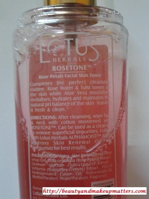 Lotus-Herbals-ROSETONE-Rose-Petals-Facial-Skin-Toner-Claims
