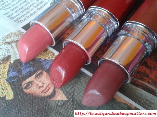 Maybelline-Color-Sensational-Moisture-Extreme-Cranberry-DuskyMauve-CoralPink-Lipstick