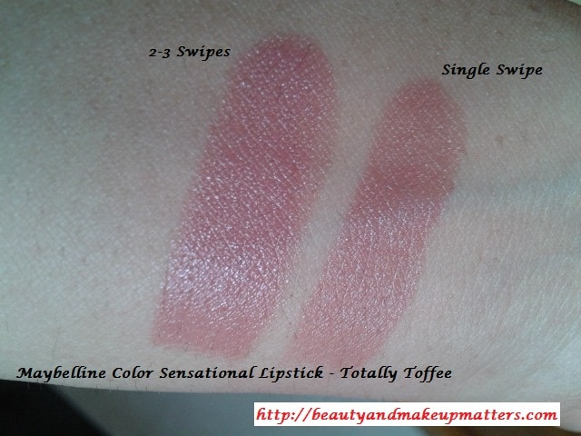 Maybelline-Color-Sensational-Totally-Toffee-Lipstick-Swatches