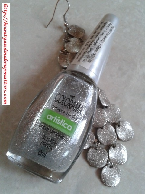 Maybelline-Coloroma-Nail-Polish-Glitter-Prata-Review