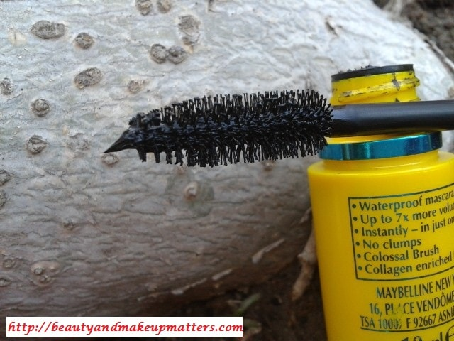 Maybelline-Colossal-Volume-Mascara-Review