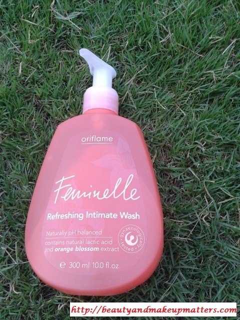 Oriflame-Feminellle-Refreshing-Intimate-Wash