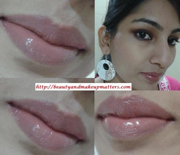 Revlon-Color-burst-Rosy-Nude-Lipstick-LOTD