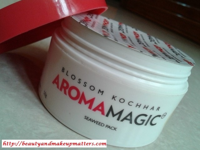Aroma-Magic-SeaWeed-Face-Pack