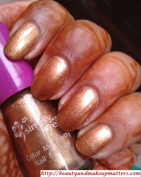 Avon-Simply-Pretty-Glitter-Gold-Nail-Polish-NOTD