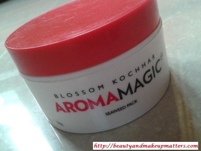 Blossom-Kocchar-Aroma-Magic-SeaWeed-Face-Pack
