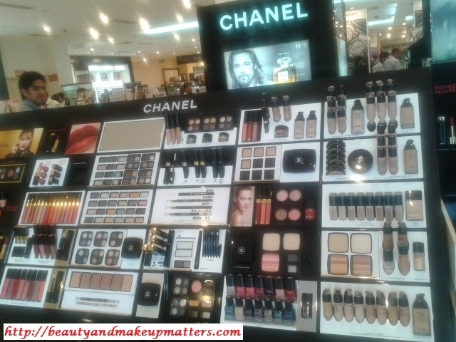 CHANEL-boutique-in-Gurgaon-Lifestyle-Mall