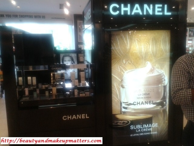 CHANEL-store-at-Lifestyle-Gurgaon