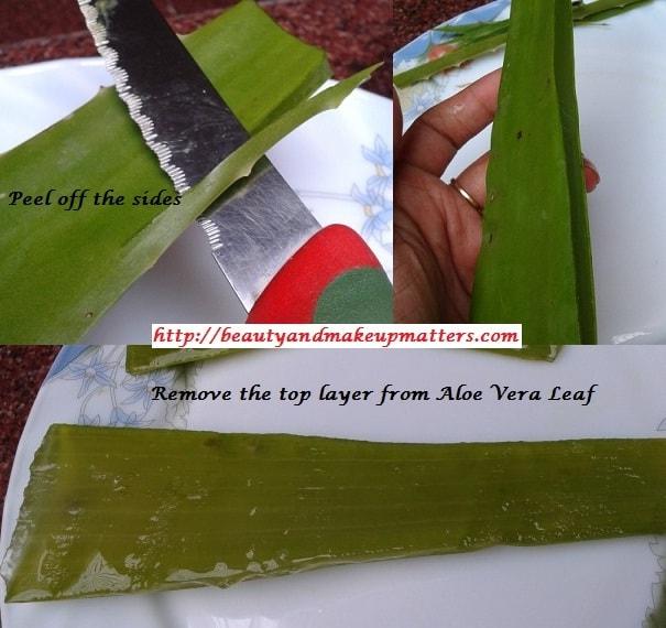 DIY-Home-Made-Hair-Pack-Aloe-Vera-Peel