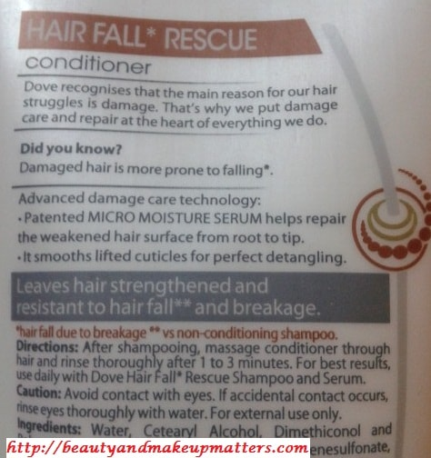 Dove-Damage-Therapy-Hair-Fall-Rescue-Conditioner-Claims