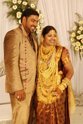 GoldatSouthIndianWedding