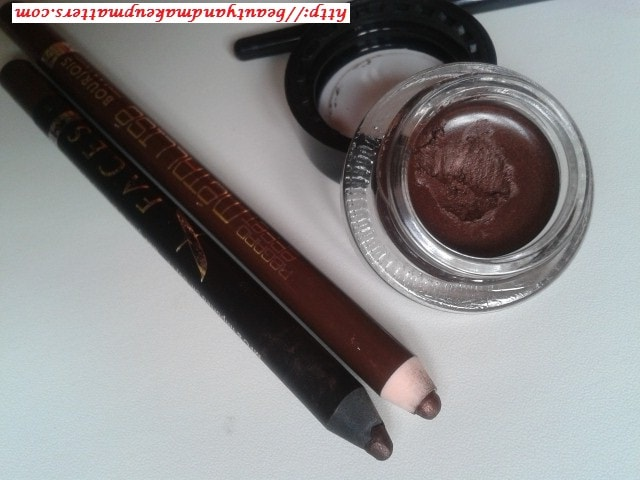 L'Oreal-Faces-Bourjois-Metal-Brown-Eye-Liners