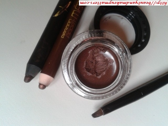 L'Oreal-Super-Liner-Brown-Faces-Metal-Brown-Eye-Pencil-Bourjois-Metallic-Brown-EyeLiner